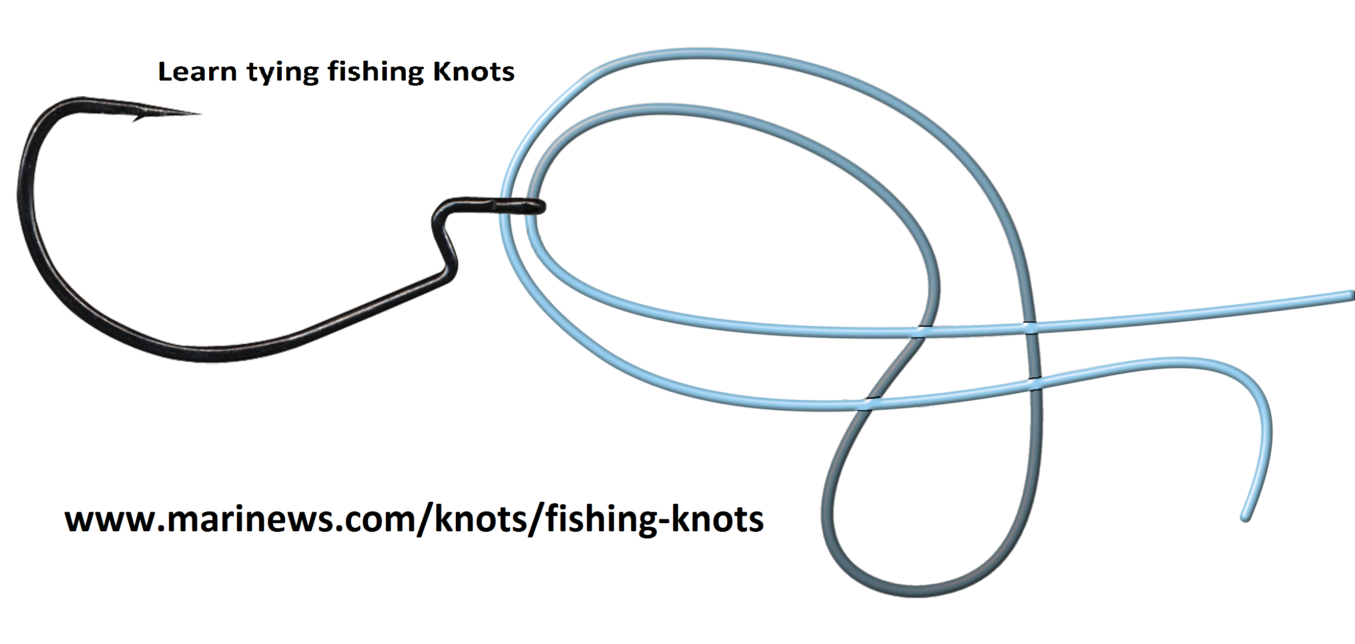 Slim Beauty Knot Best Load Bearing Capability Knots Tie Tying Diagram How To Fishing